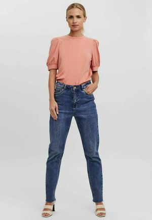 VMKERRY O NECK  - T-shirt con stampa - canyon clay