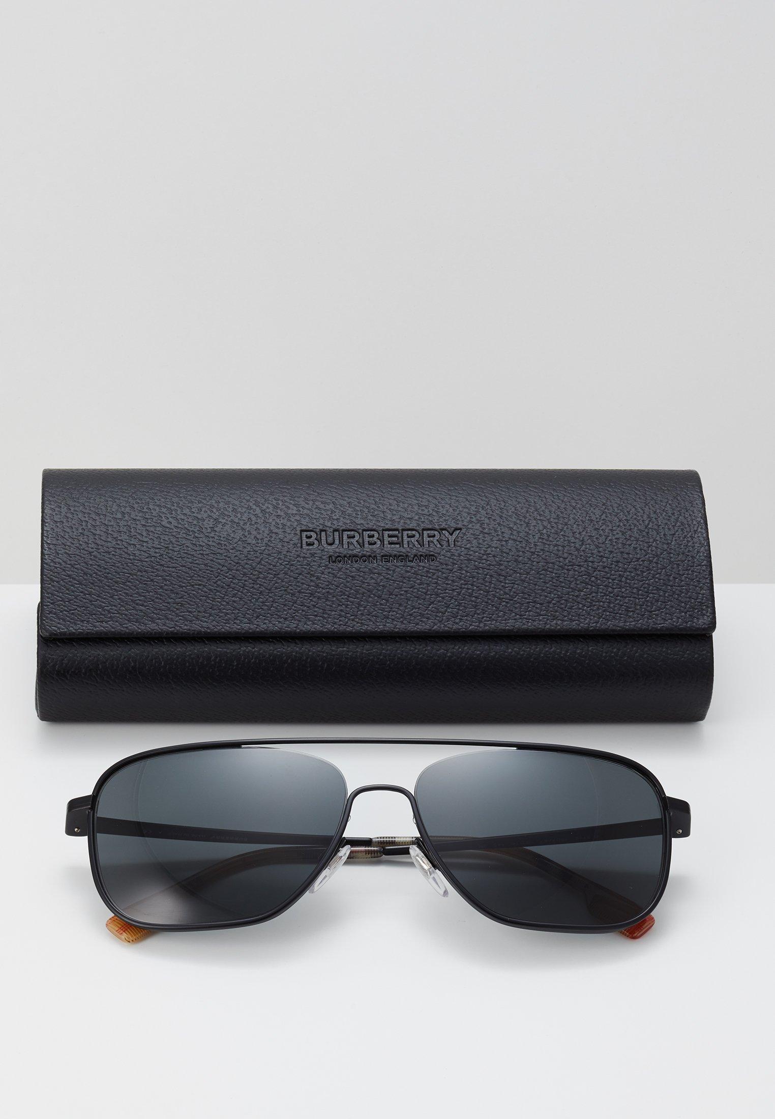 Burberry Solbriller - matte black/svart ocB5zGi8RxohAeJ