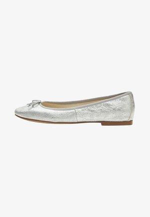 BONITA - Ballet pumps - silver