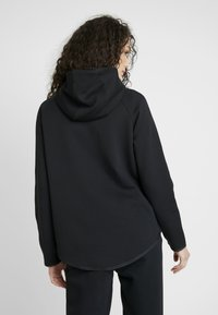 Nike Sportswear - Zip-up hoodie - black/white - 2