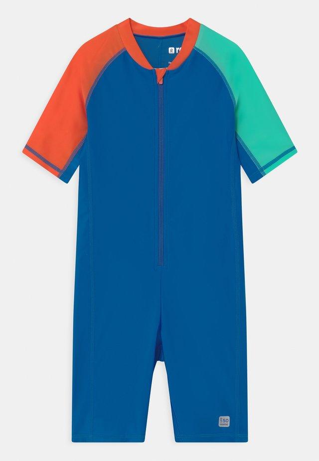 SWIM VESIHIISI UNISEX - Swimsuit - blue