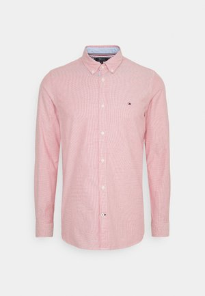 SLIM FLEX DOBBY - Shirt - primary red