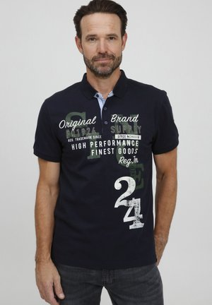 RAGNAR - Poloshirt - navy blazer
