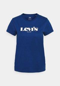 THE PERFECT TEE - Print T-shirt - estate blue