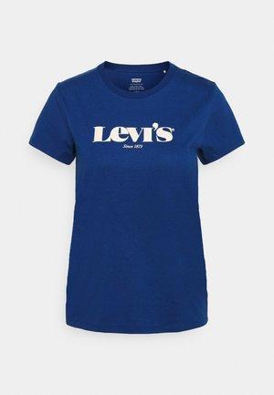 THE PERFECT TEE - T-shirt z nadrukiem - estate blue