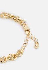 Pieces - PCVILLA 3 PACK BRACELET - Bracelet - gold - 1