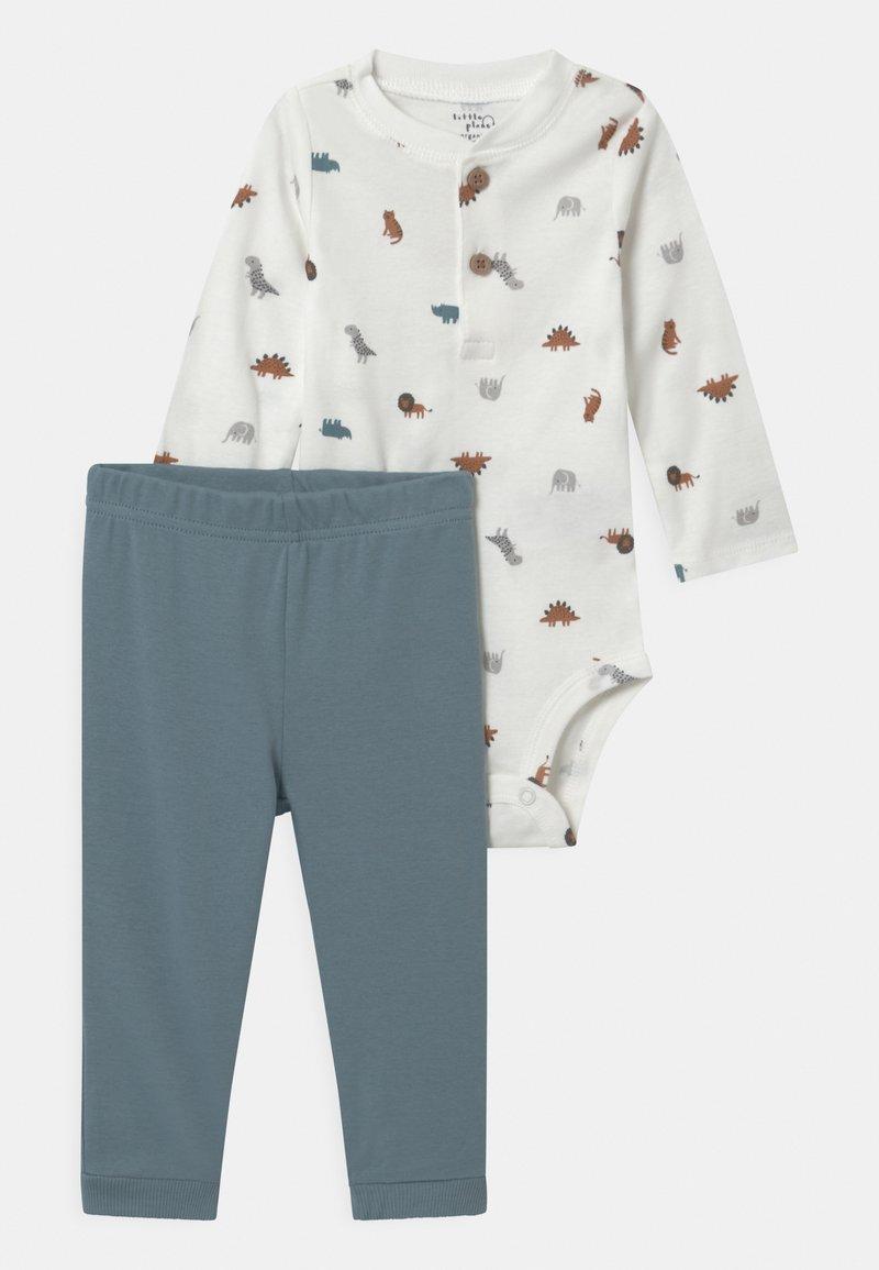 Carter's - SET UNISEX - Trousers - blue/multi-coloured