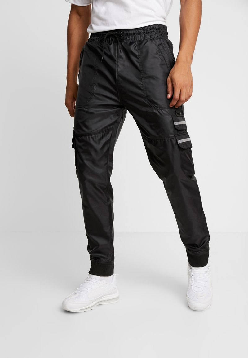 Golden Equation - RIGA  - Cargo trousers - black