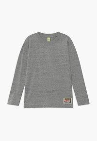 Scotch & Soda - ARTWORKS - Long sleeved top - grey - 0