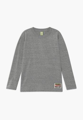 ARTWORKS - Maglietta a manica lunga - grey