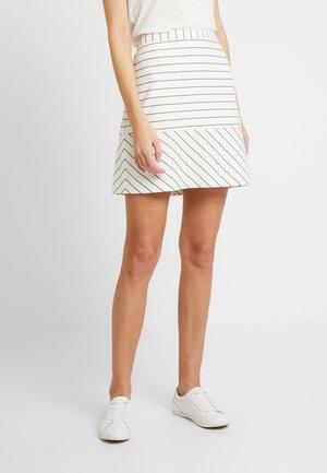SKIRT - Áčková sukně - off white