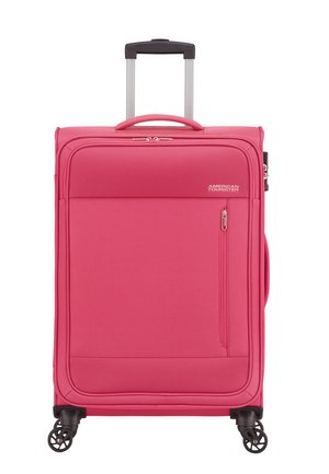 HEAT WAVE TROLLEY - Valise à roulettes - magenta