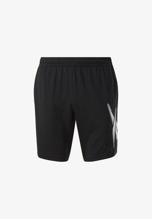 WORKOUT READY SHORTS - Pantaloncini sportivi - black