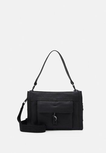 SATCHEL M - Handbag - black
