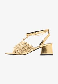 River Island - Sandals - gold - 1