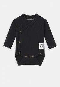 Mini Rodini - BABY BASIC - Body / Bodystockings - black - 0
