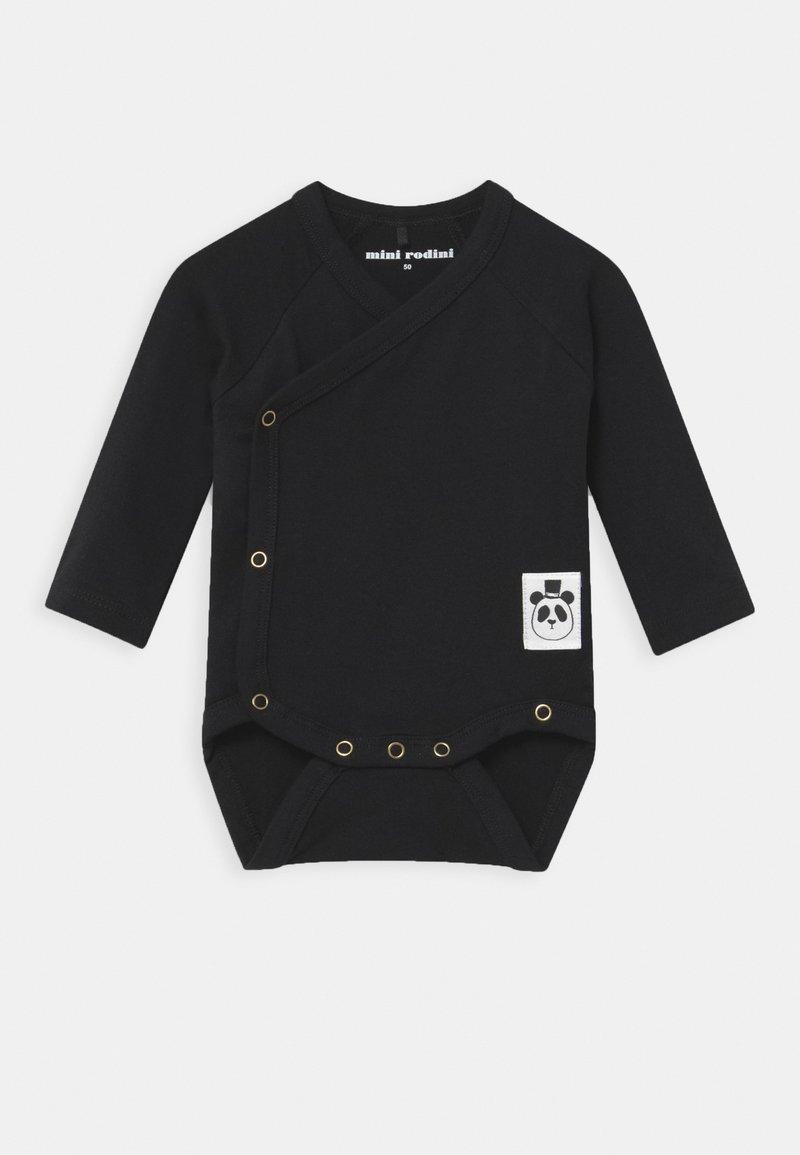 Mini Rodini - BABY BASIC - Body / Bodystockings - black