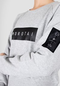 MOROTAI - Sweatshirt - light grey - 3