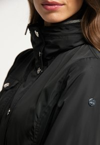 usha - Outdoor jacket - schwarz