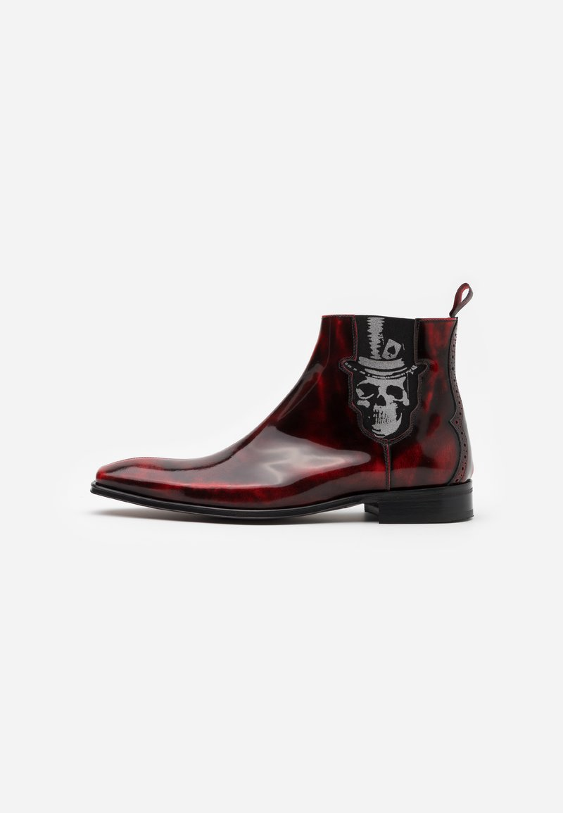 Jeffery West - SCARFACE LUCICY CHELSEA - Classic ankle boots - college red