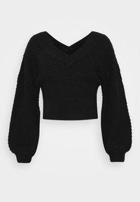 Fashion Union - HOXIE - Jumper - black - 4