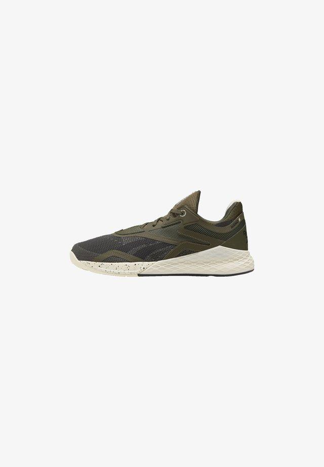 REEBOK NANO X SHOES - Sports shoes - green