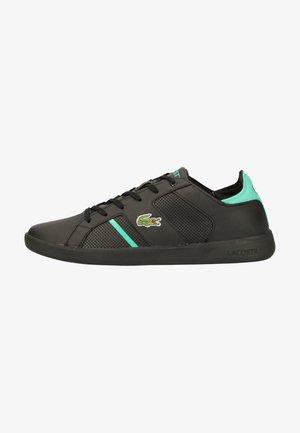 Sneakersy niskie - blk/grn 1b4