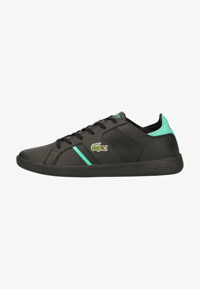 Trainers - blk/grn 1b4
