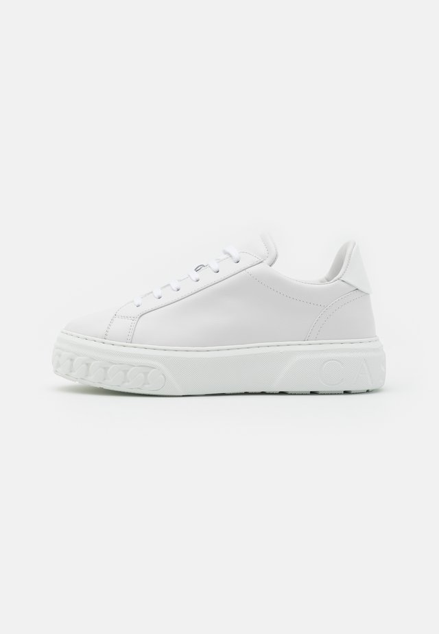 OFF-ROAD LEOPOP - Sneaker low - bianco
