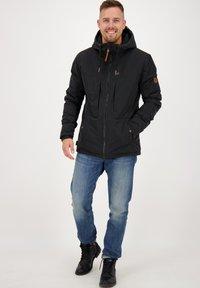 alife & kickin - ANTONYAK - Winter jacket - moonless - 1