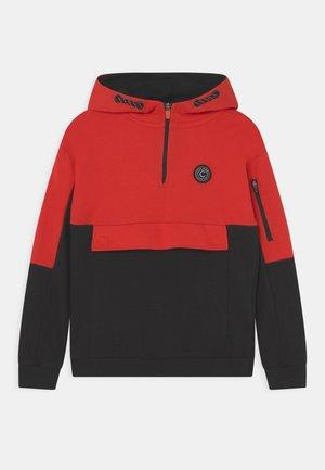 MEASAN HOOD ZIP - Sweatshirt - black