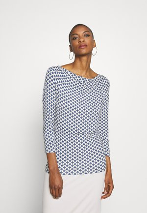 TIRSI - Long sleeved top - lichtblau