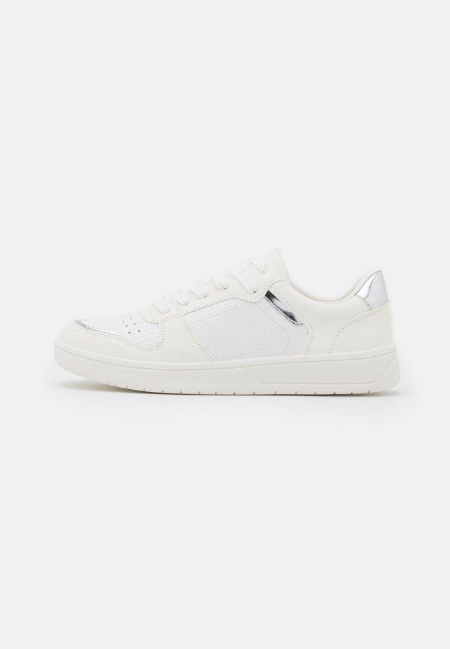 IDOL RETRO TRAINER - Sneakersy niskie - white