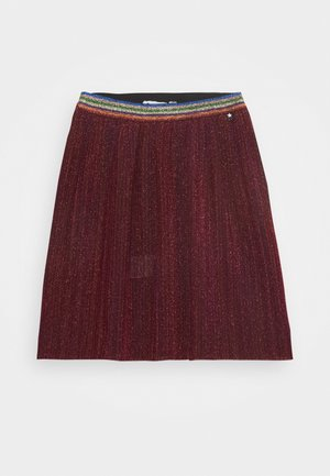 BAILINI - A-line skirt - dragon fruit