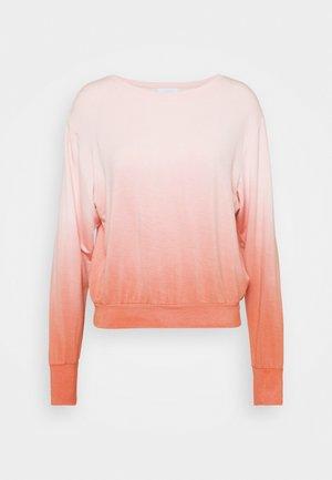 BABY TERRY - Sweatshirt - pink dip