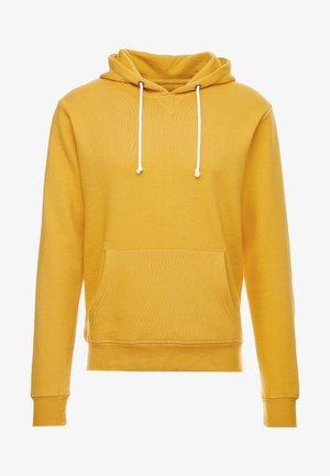 Mikina skapucí - yellow