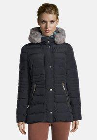 Gil Bret - KUNSTDAUNE - Winter jacket - donkerblauw - 0