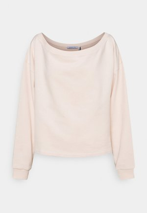 OFF SHOULDER LOUNGE - Sweatshirt - pink