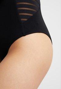 JETS Australia - LOW BACK INFINITY - Swimsuit - black - 6