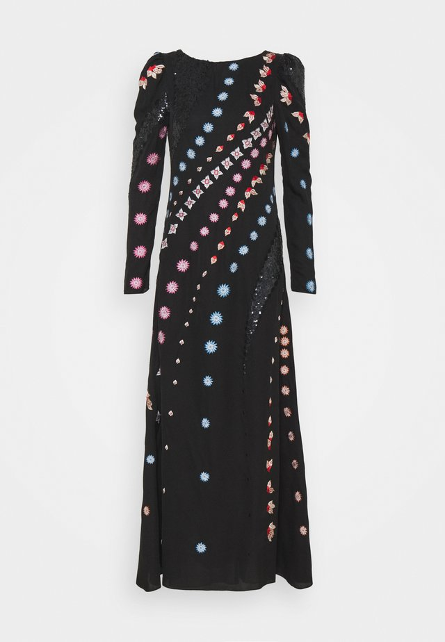 BETSEY DRESS - Robe de cocktail - black mix