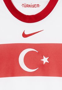 Nike Performance - TÜRKEI Y NK BRT STAD SS HM - National team wear - white/sport red - 4