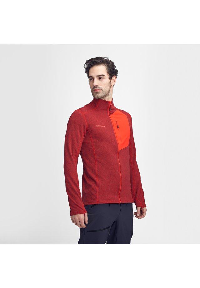 ACONCAGUA - Training jacket - red