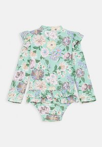 Cotton On - LUCY LONG SLEEVE SWIMSUIT - Swimsuit - multi coloured - 1
