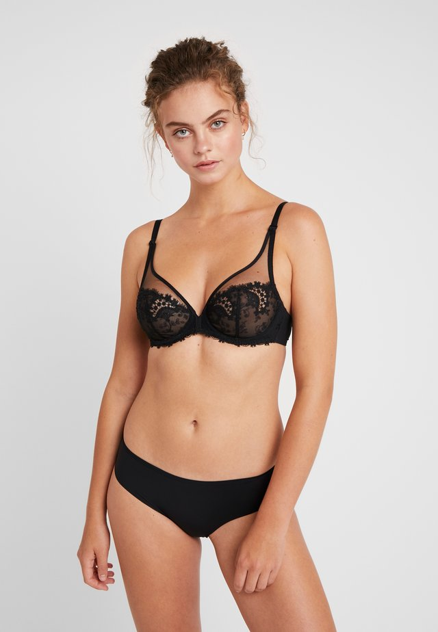 WISH VOLLSCHALE - Underwired bra - schwarz