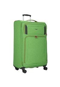 Hardware - Wheeled suitcase - bright green - 2