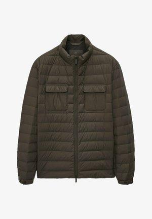 Light jacket - brown