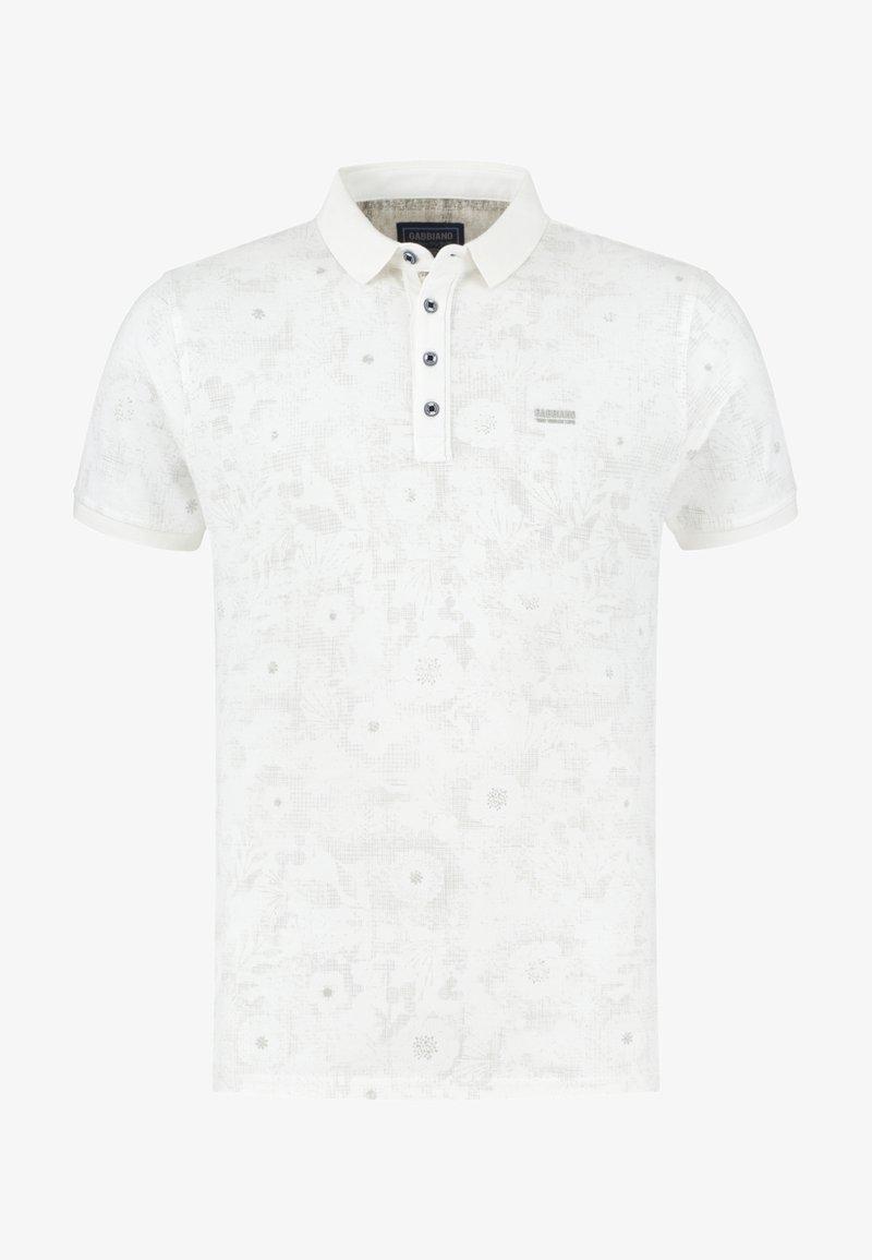 Gabbiano - Polo shirt - ecru
