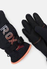 Roxy - Rękawiczki pięciopalcowe - true black - 6