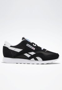 Reebok Classic - CLASSIC NYLON SHOES - Trainers - black - 8