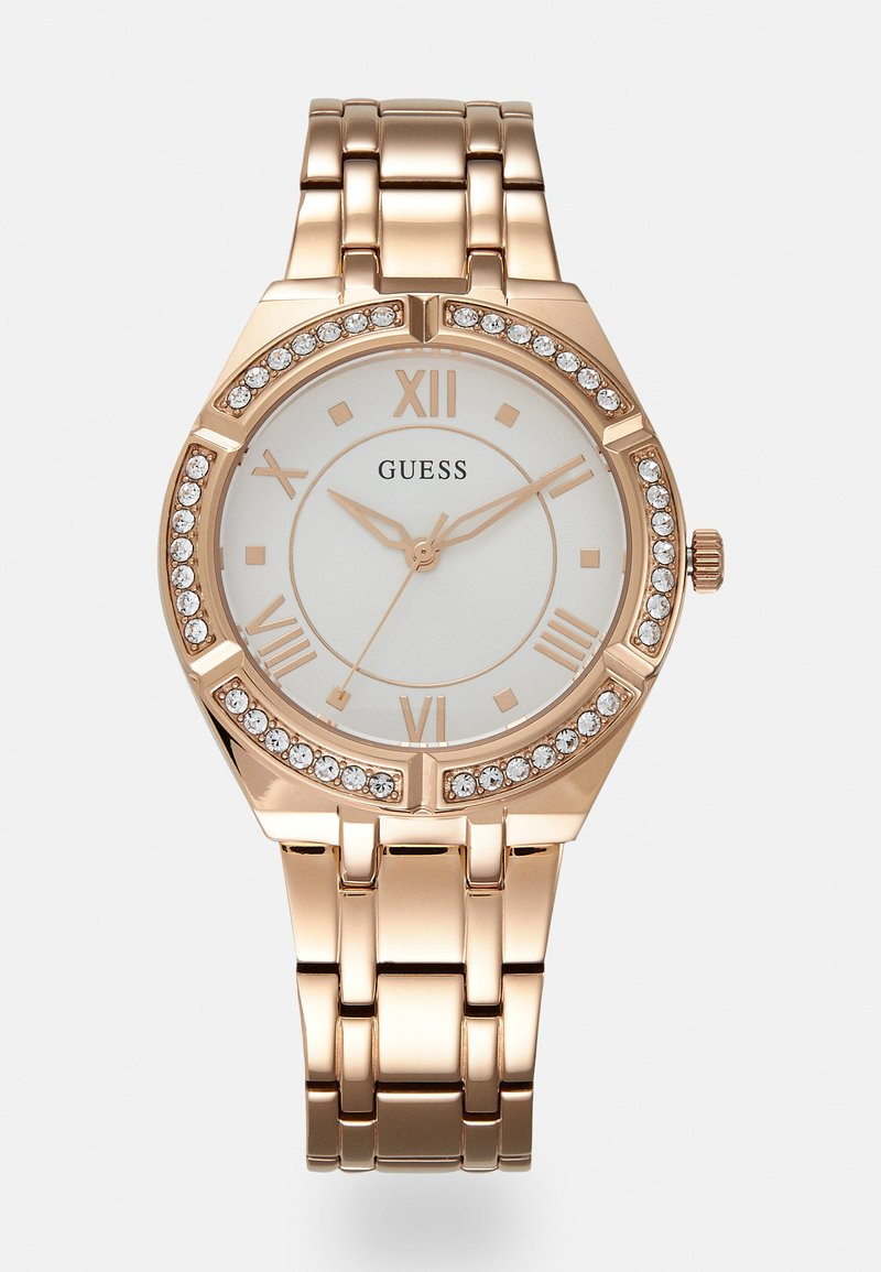 Guess - LADIES SPORT - Watch - rose gold-coloured/bronze-coloured